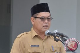 Pejabat eselon Banda Aceh berkurang empat persen