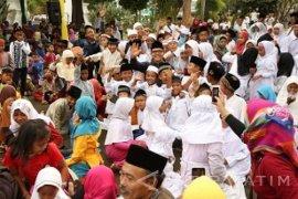 1.000 Anak Banyuwangi Meriahkan Festival Anak Yatim