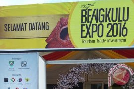 Sejarah batik besurek dipamerkan di Bengkulu Expo