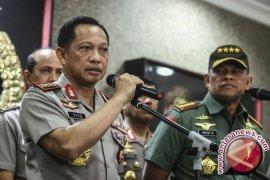 TNI-Polri Bongkar Padepokan Diduga Ajarkan Aliran Sesat