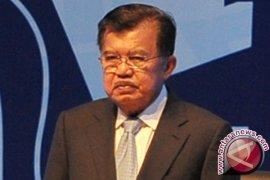 Wapres JK sebut kasus korupsi Sekjen KOI memalukan