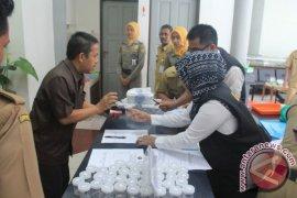 BNN Tes Urine Pejabat HST