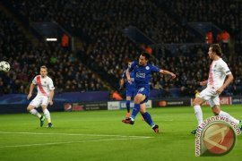 Leicester ke 16 Besar Usai Kalahkan Brugge 2-1