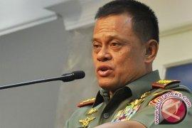 Panglima TNI Ajukan Tiga Nama Pengganti Kasau