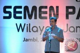 Semen Padang berencana bangun pabrik di Jambi