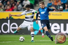 Tahan Imbang Gladbach 1-1, Hoffenheim Masih Belum Terkalahkan