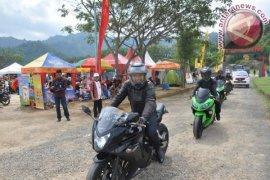Krakatoa Motorbike Lampung