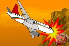 Pesawat ringan bertabrakan di udara, dua tewas