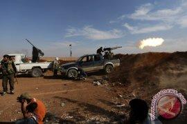 Gerilyawan Tembak Jatuh Pesawat Tempur Suriah di Dekat Bandara Aleppo