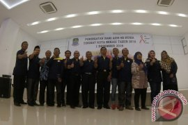 Dinkes Bekasi Gelar Penyuluhan HIV/AIDS Serentak