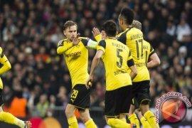 Tahan Imbang Madrid 2-2, Dortmund Jawara Grup F