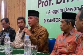 Muhammadiyah sebut almarhum Malik Fadjar cinta ilmu