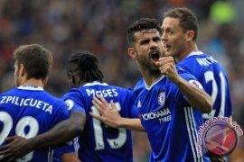 Costa Bawa Chelsea Raih Kemenangan ke-11 Beruntun
