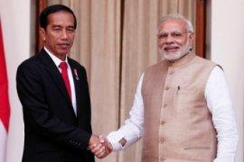 Indonesia-India Sepakati Kerja Sama Tiga Bidang