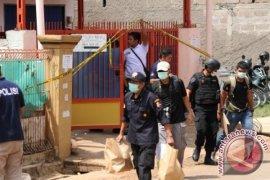 Polisi Siap Ganti Kerusakan Kos Akibat Bom