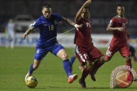 Theerasil bawa Thailand unggul atas Indonesia di babak pertama