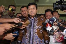 Setya Novanto Penuhi Panggilan KPK
