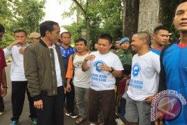 Presiden Apresiasi Keberadaan Komunitas Peduli Ciliwung