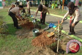 Dishut Batanghari gelar kegiatan tanam pohon