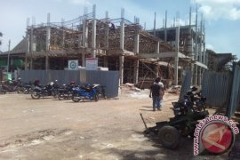 Revitalisasi Asrama Haji Jambi baru 50 persen