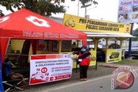 PMI Sukabumi Bersiaga Di Daerah Rawan Bencana