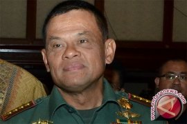 Panglima TNI Ajak Umat Terus Jaga Toleransi