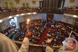 PGI akan ikuti arahan pemerintah terkait kegiatan ibadah di gereja