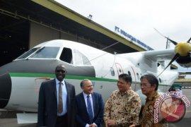 PTDI Serahkan Pesawat untuk Senegal