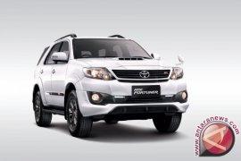 Penjualan Toyota Fortuner capai sembilan unit