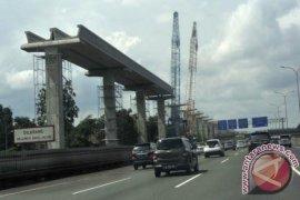 Pemerintah Belum Tentukan Sinkronisasi Trase LRT Jabodebek-Jakarta