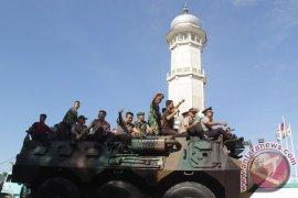 Patroli Tahun Baru dan Pilkada Damai Aceh