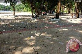 Pantai Pulau Datok Dipenuhi Sampah