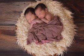 Dua Pasang Anak Kembar Lahir Beda Tahun