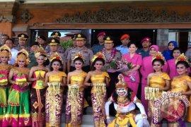 Kapolda Bali Prioritaskan Tangani Kejahatan Narkoba