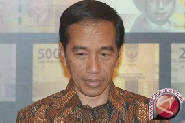 Presiden Jokowi: stok beras Indonesia meningkat signifikan