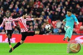 Juara Bertahan Barcelona Tumbang 1-2 Oleh Bilbao