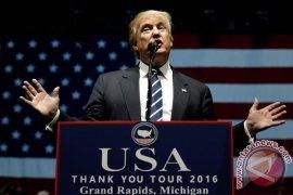 "Trump tegaskan peretasan ""tak pengaruhi"" hasil pemilu"