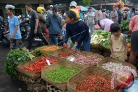 Distan Bali: kenaikan harga cabai karena cuaca