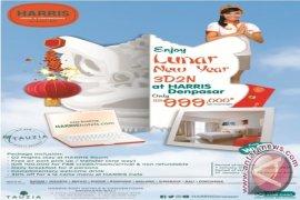 HARRIS Hotel & Conventions Denpasar Bali Memberikan Beragam Penawaran untuk Merayakan Tahun Baru Imlek