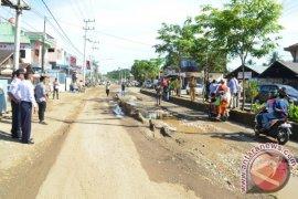 Video - Bina Marga Balangan rutin sampaikan kerusakan Jalan Nasional