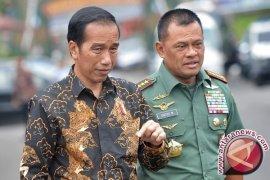 Qodari: pernyataan Gatot tegaskan loyalitas TNI