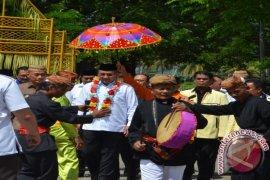 Menteri Desa-pdt Temui Perangkat Desa Di Gorontalo