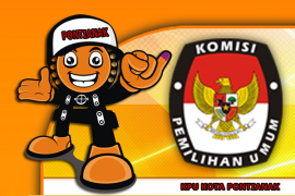 KPU Pontianak imbau peserta pilwako turunkan baliho