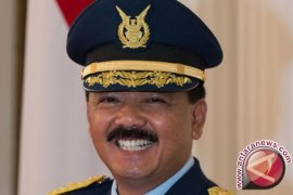 Kasau Lepas 103 Calon Jamaah Haji TNI-AU