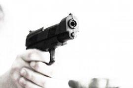 Polisi Lumpuhkan Pelaku Curat Dengan Timah Panas