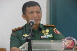 Danrem : Laporkan Kalau Ada Suap Dipenerimaan TNI