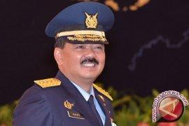 Panglima TNI pimpin sertijab KSAU
