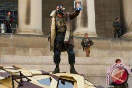 Pidato Donald Trump mirip ucapan tokoh jahat Bane dalam Batman