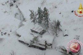 Lima pendaki Ceko tewas akibat tertimbun longsoran salju di Austria