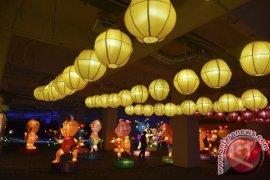 Warga Tionghoa Gelar Ritual Tolak Bala Imlek